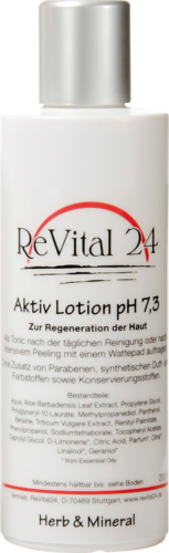 Aktiv Lotion pH 7,3 zur Regeneration - 200 ml