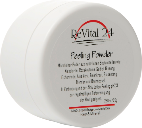 Peeling Powder - 250 ml / 25 g